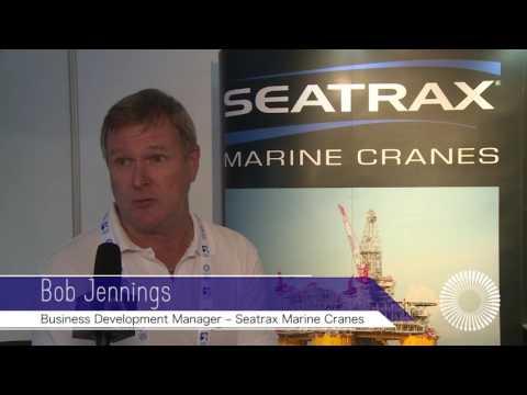 Bob Jennings, Business Development Manager - SEATRAX Marine Cranes