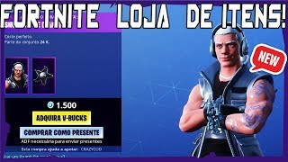 Fortnite Shop-today's shop 01/05/2019 new Skin