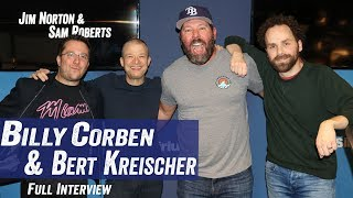 Billy Corben & Bert Kreischer -