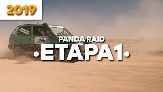 PANDA RAID 2019 - Etapa 1. Lago Mohamed V - Bel Frissate