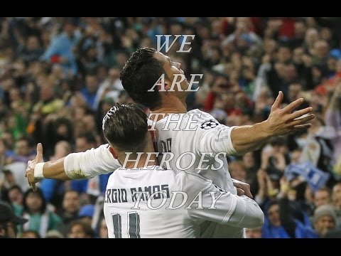 Real Madrid-Heroes tonight