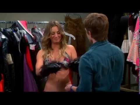 Penny and Leonard meet Wil Wheaton! ( the big bang theory ) Season 7 episode 19