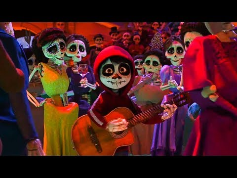 Coco 'The World Es Mi Familia Full Song' (2018) Disney HD
