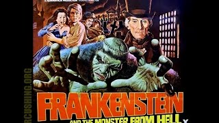 Frankenstein and the Monster from Hell (1974), Trailer