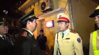 Bộ trưởng Trần Đại Quang thăm lực lượng 141 đêm giao thừa