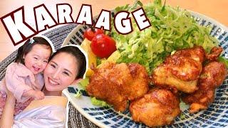 KARAAGE/JAPANESE COOKING