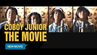 Coboy Junior The Movie - Coboy Junior Rekaman lagu Kamu