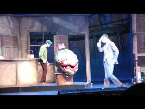 Mushnik and Son from Little Shop of Horrors
