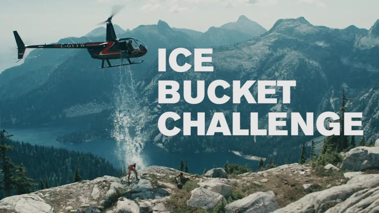 The BEST Ice Bucket Challenges! - YouTube