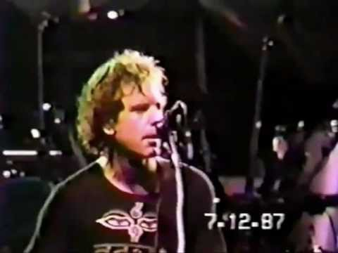 Grateful Dead 7-12-87 Giants Stadium East Rutherford NJ