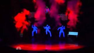 Fighting Gravity - All Performances