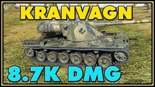 World of Tanks | Kranvagn - 7 Kills - 8.7K Damage
