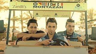 فريق الاحلام مهرجان ارض الكتان 2 زيزو النوبى - حمو صبحى من البوم على باب الحارة 2014