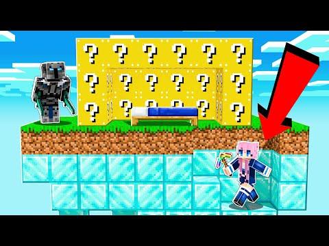 Minecraft Bedwars Vs Ldshadowlady With Lucky Blocks Modded