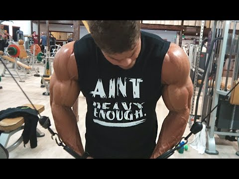 Good Old Classic CHEST Workout + Tips - 6 DAYS OUT