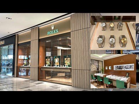 Rolex watch shopping Abu Dhabi United Arab Emirates - I found an Explorer & SeaDweller Sports models