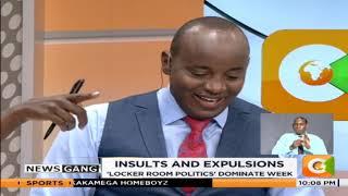 NEWS GANG | DP Ruto and Joho's war of words