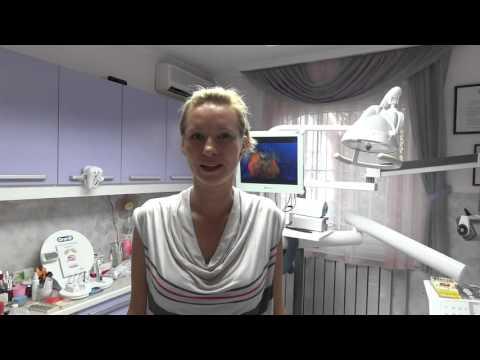 Fogfehérítés gyökérkezelt fogon. Fogászati páciens vélemény a Fehérgyöngy Fogászatról