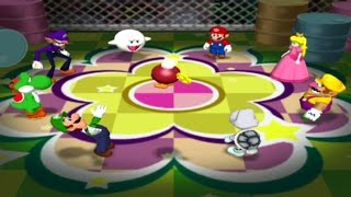 Mario Party 7 - All 8 Player & Rare Minigames