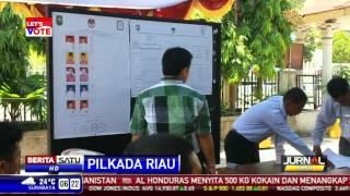 Partisipasi Warga dalam Pilkada Provinsi Riau Sangat Rendah