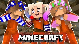 Minecraft Little Club Adventures - LITTLE KELLY & LITTLE CARLY SPEND LIFE IN PRISON!!!