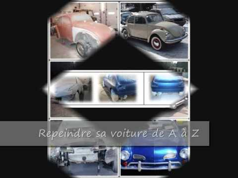 repeindre sa voiture youtube. Black Bedroom Furniture Sets. Home Design Ideas