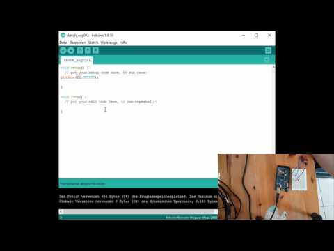 Arduino Tutorial #2 DigitalWrite