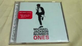 Michael Jackson Number Ones (HIStory Cover) CD Unboxing