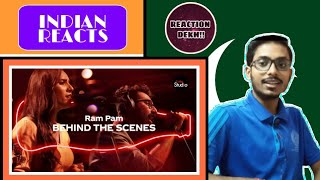 Indian Reacts To :-Coke Studio Season 12 | Ram Pam | BTS | Zoe Viccaji & Shahab Hussain