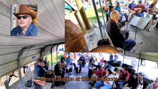 Old Time Mountain Music: Wabash Cannonball performed by Lonnie Skelton