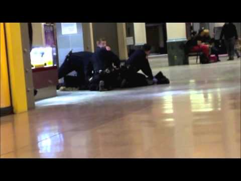 Mall Security Guards Who Killed Unarmed Black Man Won't Be Charged