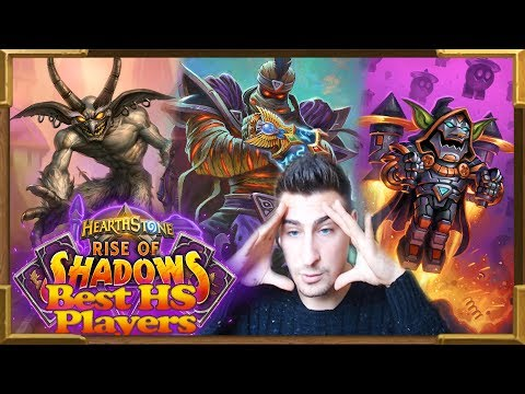 Hearthstone: Rise Of Shadows Cards Review ⭐ Warlock and Warrior