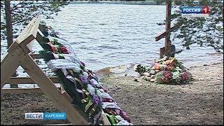 На Сямозере планируют воздвигнуть часовню в память о погибших детях