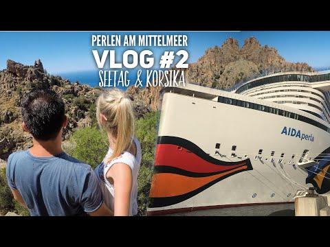 Download AIDAperla Vlog #2: Perlen am Mittelmeer - Seetag & Korsika