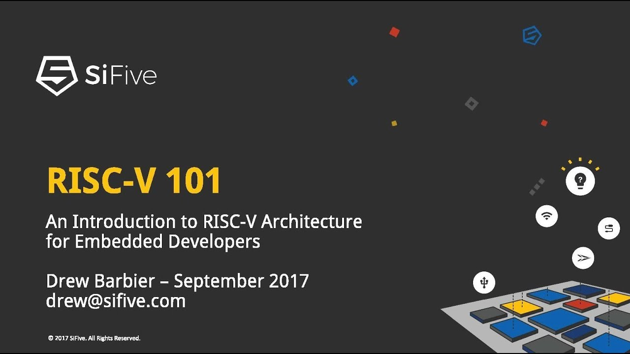 Getting started with SiFive IP Webinar Part I