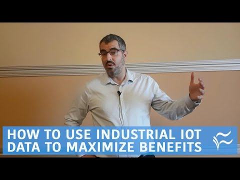 How to use industrial IoT data to maximize benefits