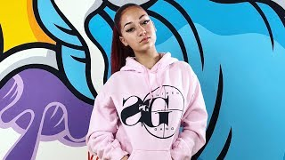 Bhad Bhabie Doesn't 'Give a F**k' About Eminem vs. Machine Gun Kelly Beef