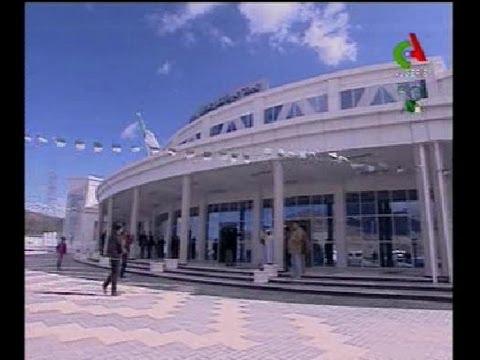 Algerie,Batna,03 gares et Institut sup de transport.