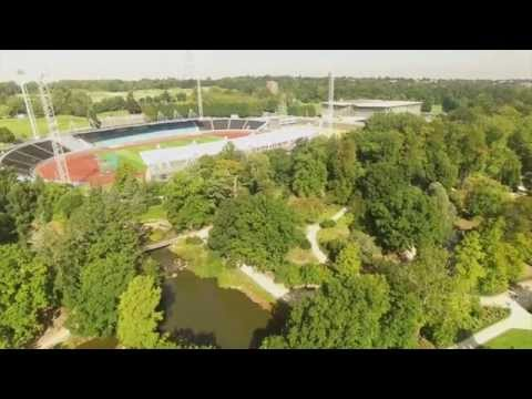 The Crystal Palace National Sports Centre. London 2015