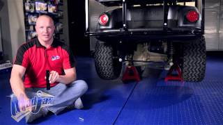 Universal Trailer Hitch | How To Install Video | Madjax® Golf Cart Accessories