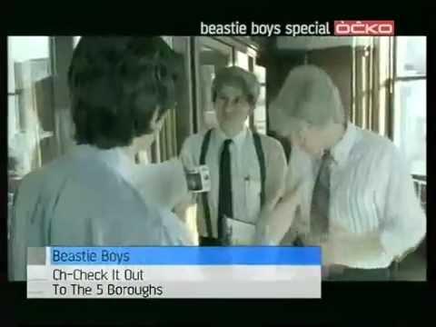 Beastie Boys - Ch-Check it Out Original Video - RIP MC