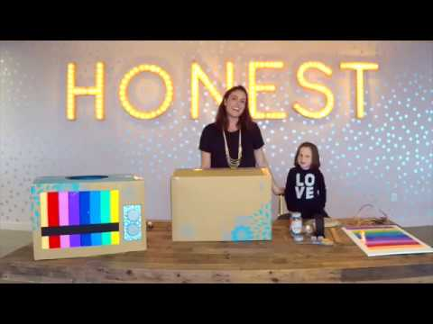 Halloween Costume DIY: Television Set