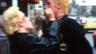 �������� ���� 1978 London Punks, Rare Home Movie Footage ������