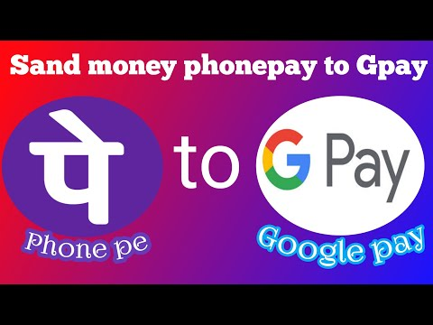 How To Send Money Phonepe To Tez (google Pay)