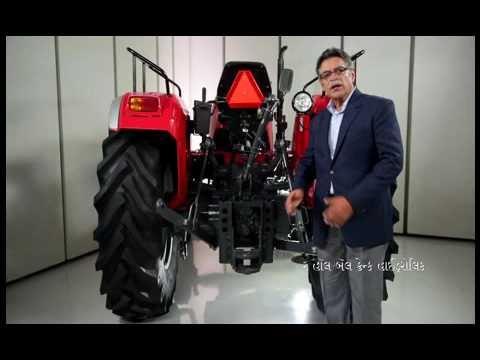 Tractor Hydraulic System- Mahindra Arjun Novo (Walk Around – Gujarati)