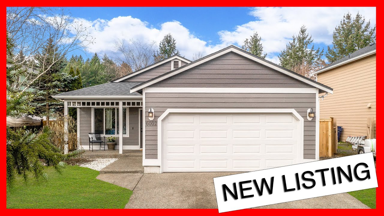 NEW LISTING In Tacoma | 6002 S Ferdinand St Tacoma | 4K | TOUR