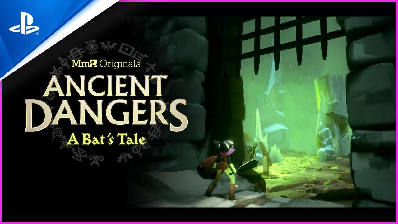 Dreams - Ancient Dangers: A Bat's Tale - Teaser | PS5, PS4
