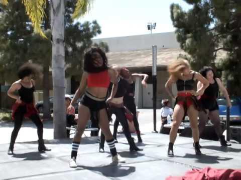 Latin / Hip hop Dance Show