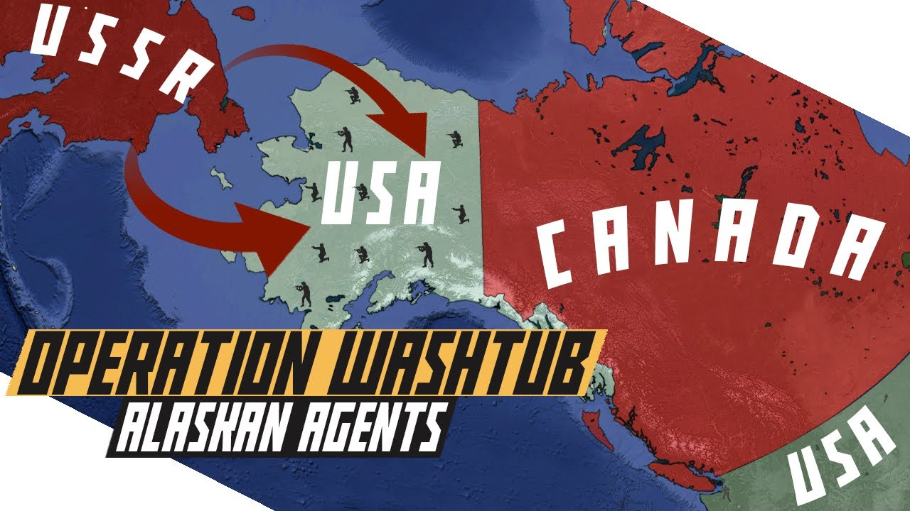 Operation Washtub: Plan to Defend Alaska Against the Soviets