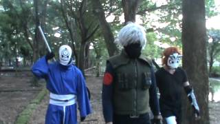 Download Video Naruto Real Life Battle Lucu MP3 3GP MP4